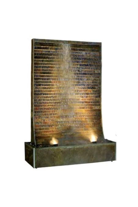 c sar fontaine mur d 39 eau l 39 esprit pierre. Black Bedroom Furniture Sets. Home Design Ideas