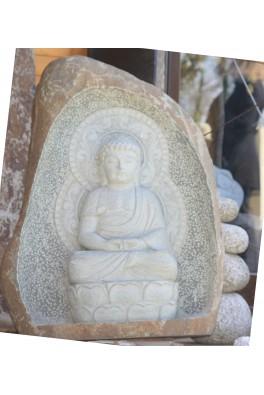 """Roche Sculptée """"Buddha"""""""