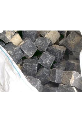 Pavé Basalt 10x10 cm